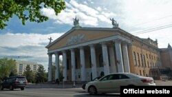 Опера жана балет театры.