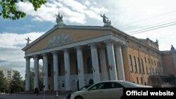 Театр оперы и балета.