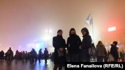 Три еврограции. Фото Виталия Лямичева