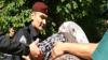 Задержание жительницы Джизака Хурсаной Эргашевой солдатами Нацгвардии Узбекистана. Ташкент, 21 мая 2019 года.