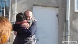 Ազատ արձակվեց «Նոյեմբերի 5-ի» գործով դատապարտվածներից ևս մեկը