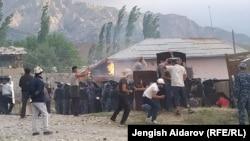 O'zbek-qirg'iz chegarasidagi Chashma qishlog'i hududida ro'y bergan janjal, 31 may, 2020