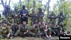 Члены вооруженного подполья