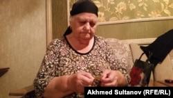 Зура Батаева обвиняет чеченские власти в равнодушии