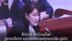 Qırğızıstanda konstitusiya yoxa çıxıb