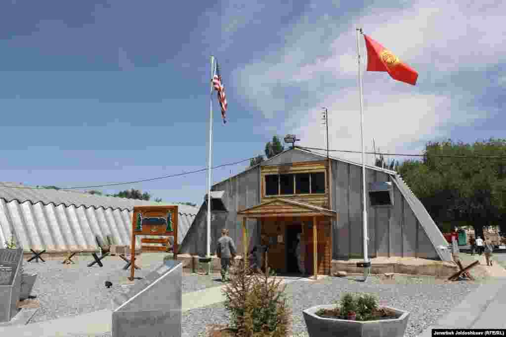 20 июня ЖК денонсировал соглашение с США о размещении в аэропорту «Манас» ЦТП.