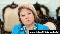 Ирина Карамушкина.