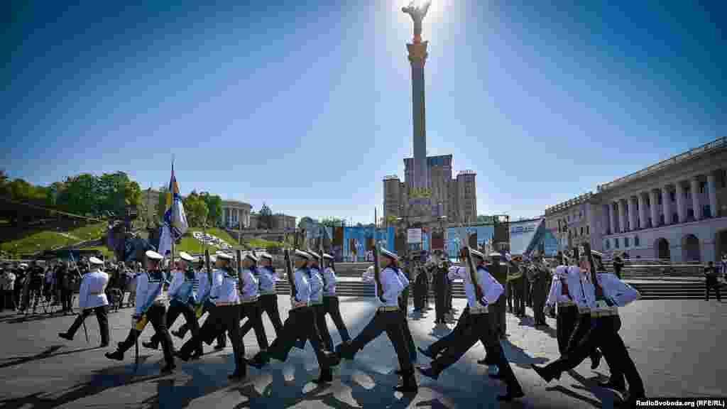 Захід організували громадська організація «Генерація волі» і екс-командувач Військово-морських сил України Сергій Гайдук (2014–2016)