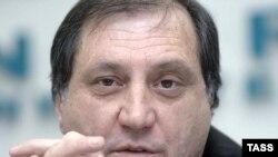 Премьер-министр Абхазии Сергей Шамба