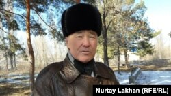 Қалмырза Халықұлы. Шелек ауылы, Алматы облысы. 20 ақпан 2020 жыл.