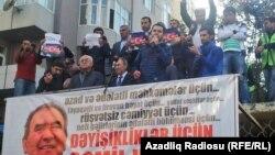 Акція опозиції у Баку