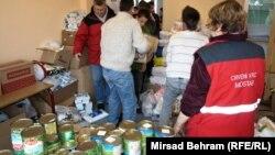 Donacija Crvenog križa