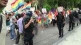 Gay Pride March In Split