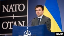 Міністр закордонних справ України Павло Клімкін, Брюссель, 25 червня 2014 року