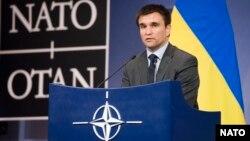 Ілюстраційне фото. Керівник МЗС України Павло Клімкін, Брюссель, 25 червня 2014 року