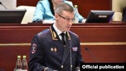 Министр внутренних дел по Татарстану Артем Хохорин