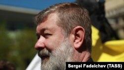 Оппозиционер Вячеслав Мальцев.
