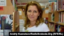Продавець Наталія Кривоносова
