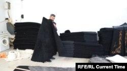 Магомедов Iела, Ракатарчу фабрикин куьйгалхо