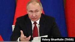 Відповідний указ Володимира Путіна оприлюднили 31 грудня