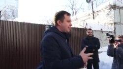 Николай Ляскин вышел на свободу