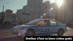 Скрін з кліпу «Tout va bien», OrelSan