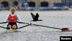 На сваёй шостай Алімпіядзе Кацярына Карстэн упершыню засталася без мэдаля.
