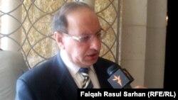 السفير العراقي في الاردن جواد هادي عباس