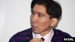 Досым Сатпаев, политолог.