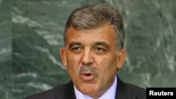 Türkiyə prezidenti Abdullah Gul