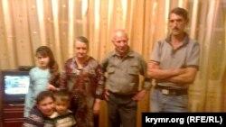 Семья из Кировского района, которую хотят выдворить из Крыма