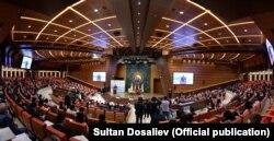 Анкара шаарындагы бизнес форум. 10-июнь, 2021-жыл.