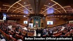 Бизнес-форум в Анкаре.