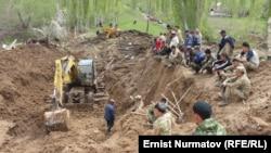 Кыргызстанда 20 миңдей адам жер көчкү коркунучу жогору аймактарда жашайт.