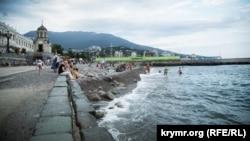 Yalta, Qırım, arhiv süreti