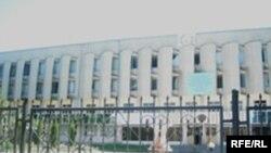 Здание генеральной прокуратуры в Душанбе
