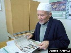 Аксакаллар шурасы әгъзасы Бернард Касыймов шураның эшчәнлеге белән таныштырды