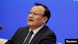 Шохрат Закир, губернатор Синьцзян-Уйгурского автономного района