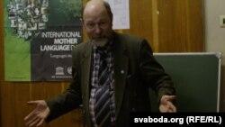 Арганізатар імпрэзы Алег Трусаў