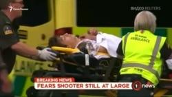 Новозеландский террор. Десятки людей растреляли в мечети (видео)