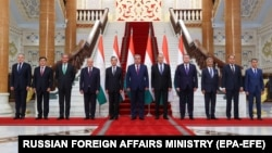 Տաջիկստան - Շանհայան կազմակերպության անդամ երկրների ԱԳ նախարարները հանդիպում են Դուշանբեում, 14-ը հուլիսի, 2021թ.