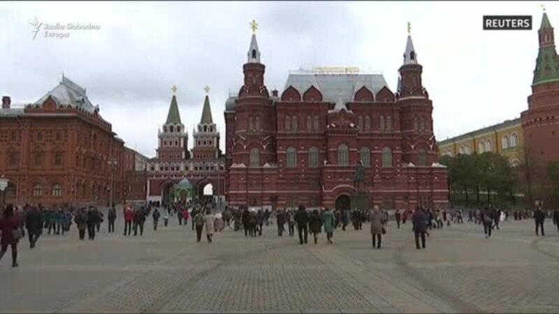 Moskva saznala za 'državni udar'