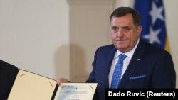 Inauguracija Milorada Dodika za Predsjedništvo BiH