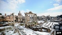 Qədim Roma İmperiyasının qalıqları
