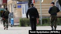 Қырғызстан арнайы қызметінің сарбаздары (Көрнекі сурет).