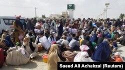 پاکستان څخه د افغانانو راستنېدل
