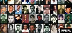"""""""Prikupljanje ovih fotografija je vraćanje unazad, vraćanje identiteta brojevima na šta su obično svedene žrtve. Ovo je i najveća zbirka fotografija žrtava srebreničkog genocida prikupljena na jednom mjestu, mada ih još oko pet hiljada nedostaje."""""""