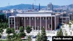 Auditori de Barcelona концерт залы