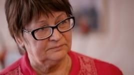 Activist Raisa Frolova