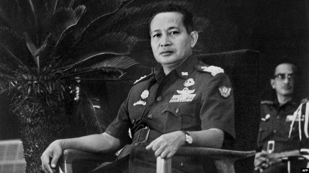 Suharto allt samre 1